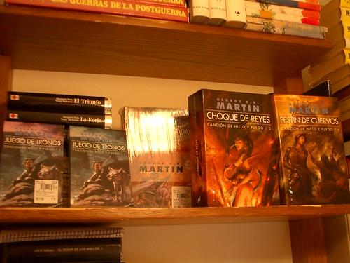 Nuevos libros de scifi