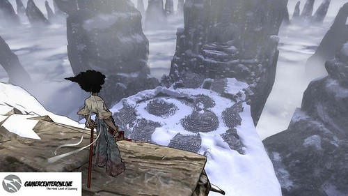 2418676733 f8f4c6a7ae First Afro Samurai Screenshots