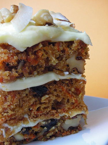 bill's big carrot cake