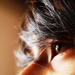 in her eye (AraiGodai) Tags: eye interesting explore araigordai raigordai araigodai