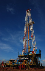 MSH 2000 - Drilling Rig (victor.mardian) Tags: nikon 2000 rig oil msh onshore pertamina 18200mmf3556gvr d80 pdsi