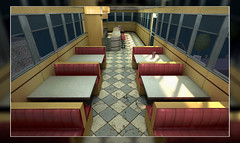Diner Light ( Beattie ) Tags: secondlife