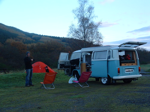 """Breakfast at Glen Orchy • <a style=""""font-size:0.8em;"""" href=""""http://www.flickr.com/photos/26016467@N03/2442116396/"""" target=""""_blank"""">View on Flickr</a>"""