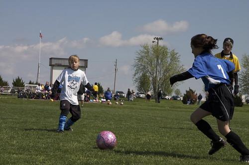 Soccer Cody