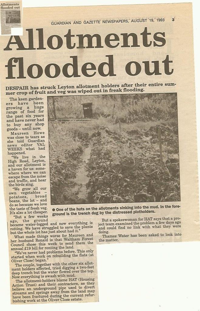 1993 FLOODS.
