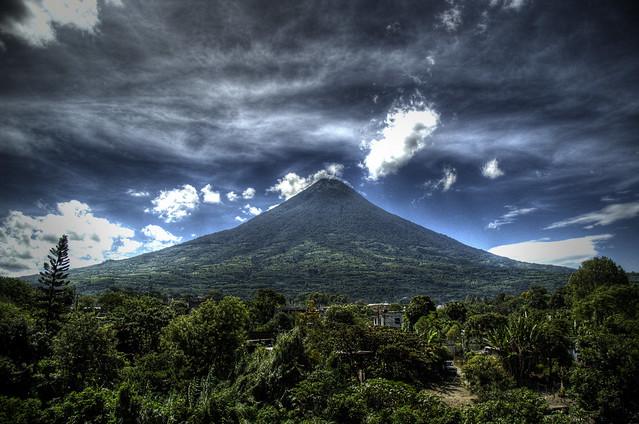 Volcano Agua 2