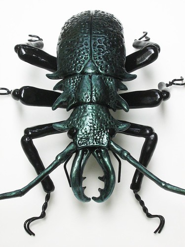 New Green Beetle 016