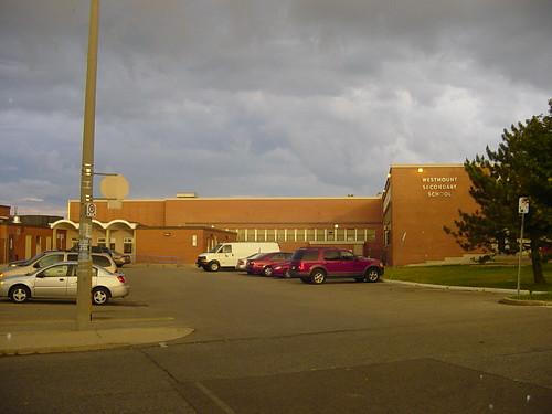 Westmount Secondary School - 39 Montcalm Drive by guitarwiz2