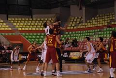 Galatasaray-Akasvayu 07/08. Foto: www.cbgirona.com
