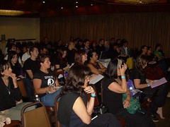 CWED2008: The crowd!