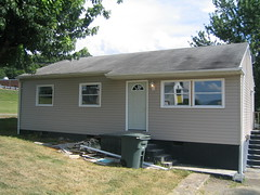 Siding and Drywall