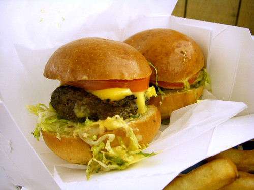 Pop Burgers