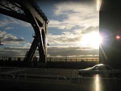 sydney evening harbour bridge walk