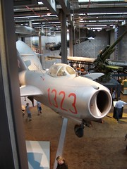 Front: MiG-15