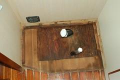 Toilet Platform Removed