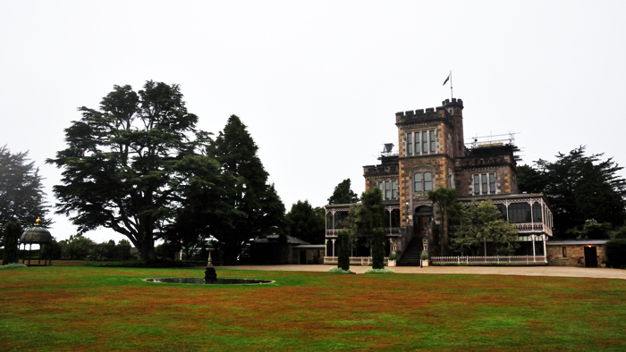 Larnach Lodge At Larnach Castle