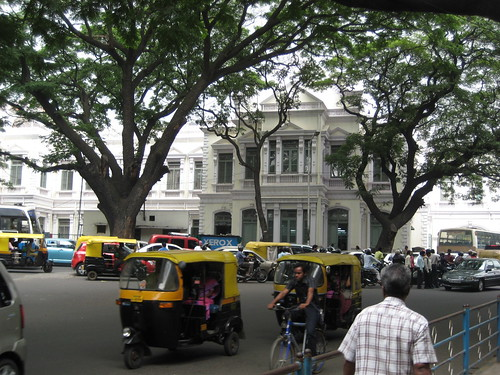 Bangalore Auto Rickshaws