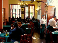 Peruvian restaurants seize on opportunities abroad