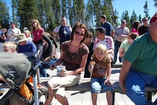 Yellowstone Excursion 2008