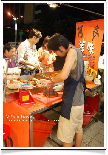 【台中何處去】台中一中街美食小吃~一中商圈大搜羅!一中街美食