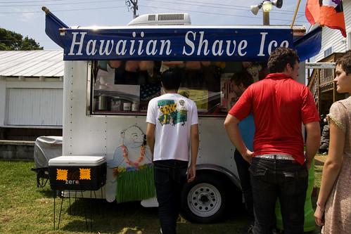 Hawaiian Shave Ice!