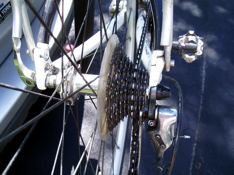 Eugene's Bike