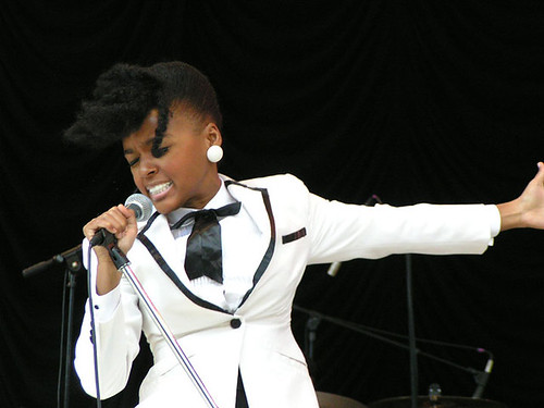Janelle Monae by eperl.