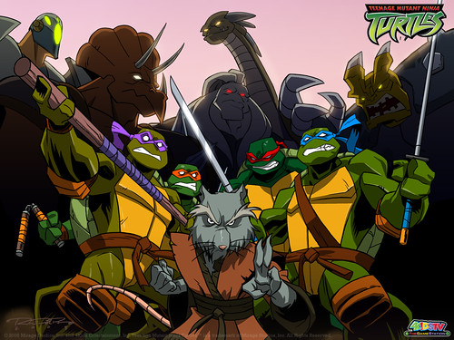 tmnt wallpaper. Battlenexus Wallpaper ..art by