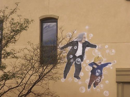 Mural at Snooze