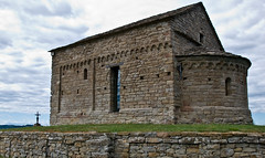 San Sebastiano, Bergolo (stijn) Tags: italy church architecture europe italia piemonte romanesque langhe sansebastiano nikond80 bergolo