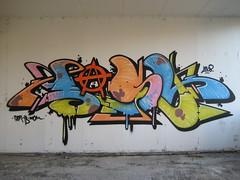 Easy (color climax) Tags: color copenhagen graffiti easy graff 13