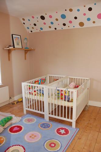 Ideas for Twin Nursery