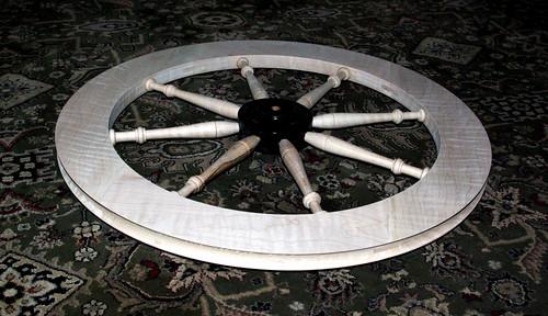 Spinning Wheel Wheel