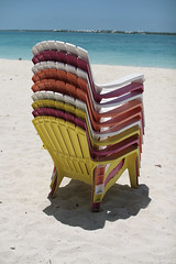 Colourful Rest (craigmdennis) Tags: holiday beach chairs colourful bahamas chatnchill