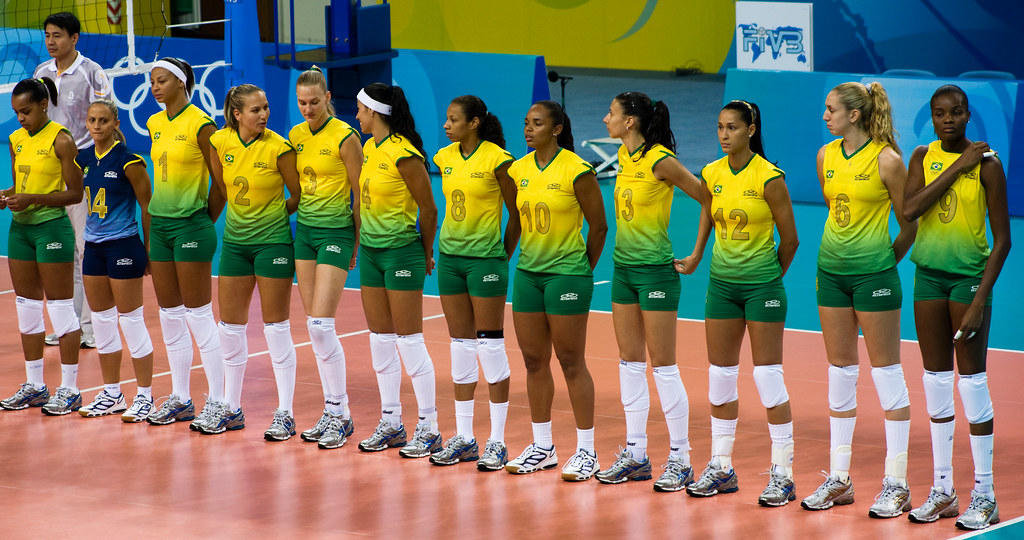 Apologise, but, nude brazilian women volleyball team realize, told