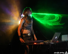 IMG_2191 (Dan Correia) Tags: topv111 powerbook macintosh lights laptop lasers canonef35mmf2 protools beastwith2backs