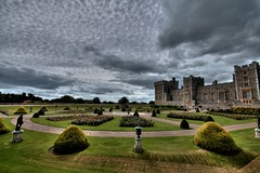 Windsor Castle (Roger Quayle) Tags: gardens clouds royal windsor hrh hdr eton royal gardens castle platinumphoto anawesomeshot goldstaraward windsor