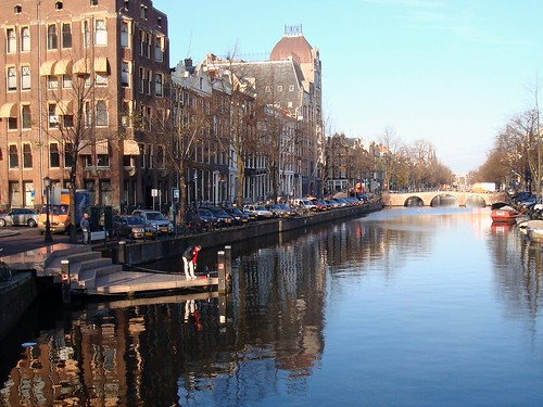 Homo monument - Westermarkt - Amsterdam
