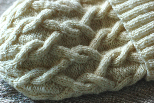 Cormo Cabled Hat