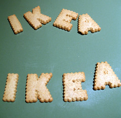 ikea biscuits