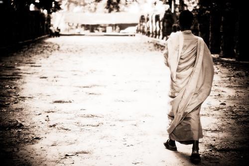 Cambodian Monk