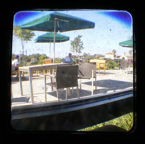 Patio at Starbucks