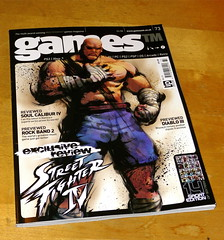 Games mag 73