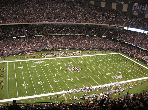 Saints VS Texans