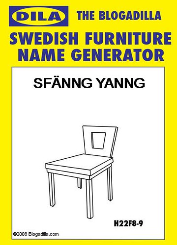swedishFurniture (by changyang1230)