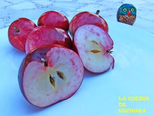 Tarta de manzana Boa-manzanas