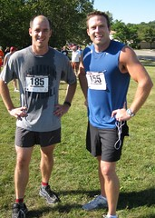 Kevin and Dave 10k Race