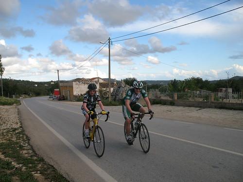 ciclistas Parragil