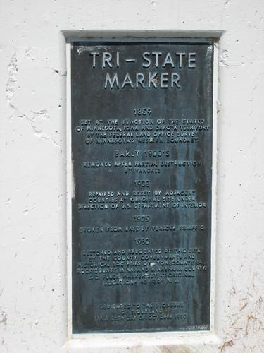 Tri-State Marker
