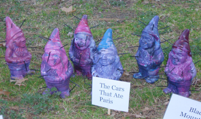 The Gnomes that Ate Paris